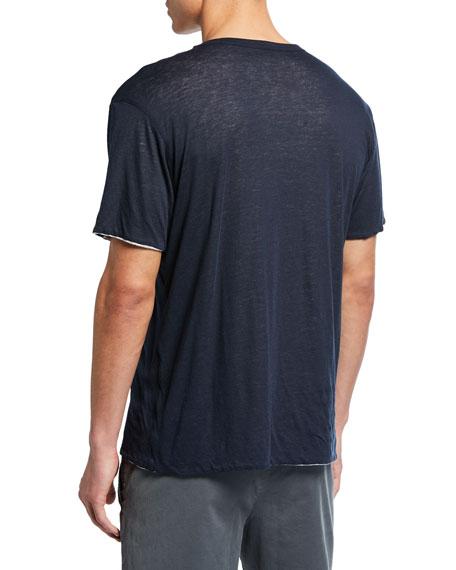 Men's Reversible Jersey T-Shirt
