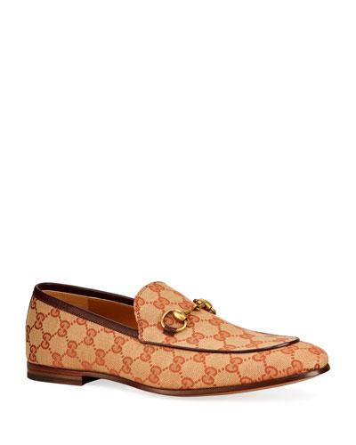 Men's New Jordan GG-Supreme Canvas Loafers