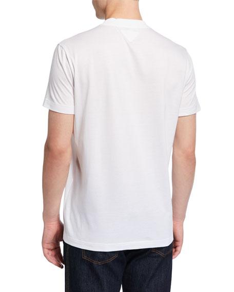 Men's Crewneck Three-Pack Cotton T-shirt