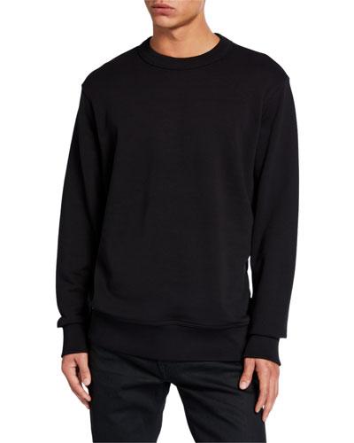 Men's Acklow Logo-Back Sweatshirt