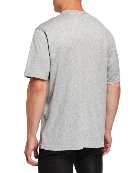 Men's Gately Logo Graphic T-Shirt, Gray