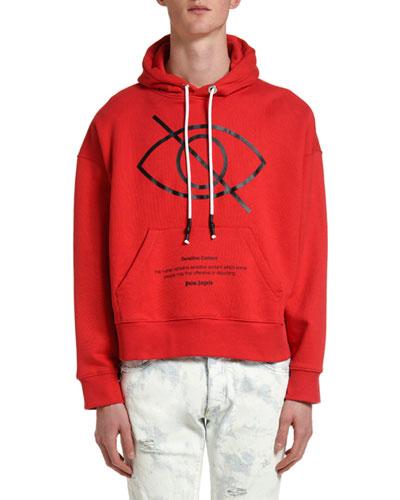 Men's Sensitive Content Hoodie Sweatshirt