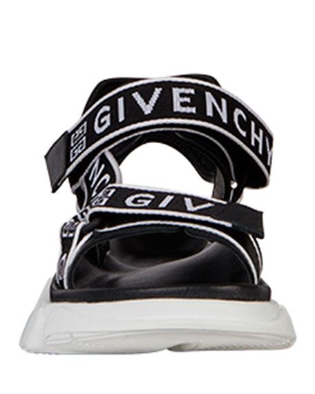 Men's Jaw Logo-Web Sandal