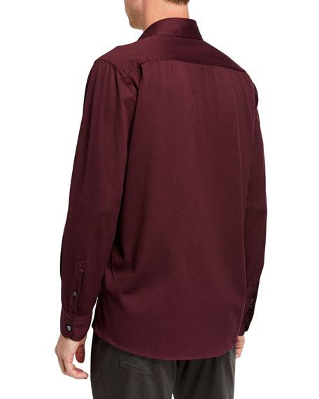 Men's Cotton Jersey Sport Shirt