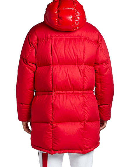 Men's Dedion Hooded Puffer Coat