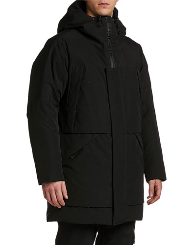 Men's Forster Hooded Parka Coat