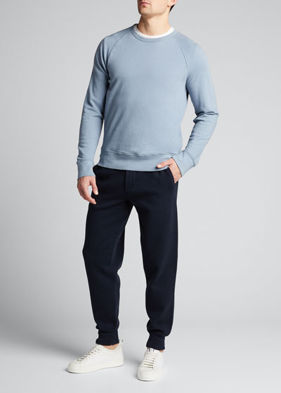 Men's Compact Cotton Sweatpants