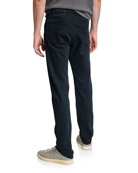 Men's Standard Issue Fit 2 Mid-Rise Relaxed Slim-Fit Jeans, Dark Wash
