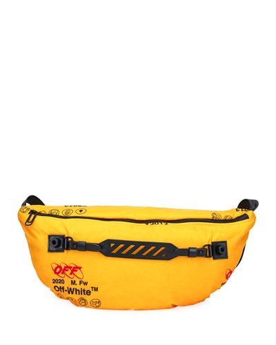 Men's Industrial Medium Belt Bag/Fanny Pack