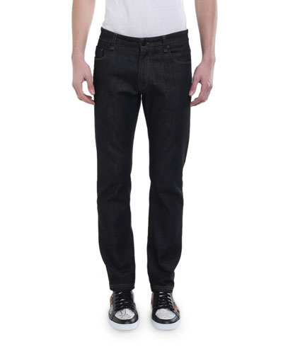 Men's FF Pocket Straight-Leg Jeans