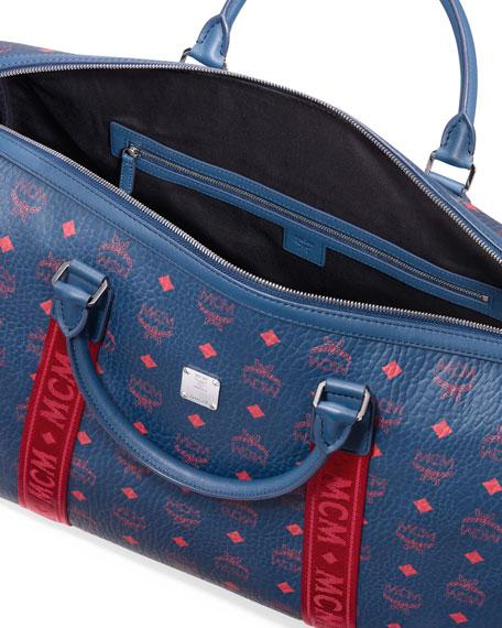 Men's Traveler Visetos Coated Canvas Weekender Bag