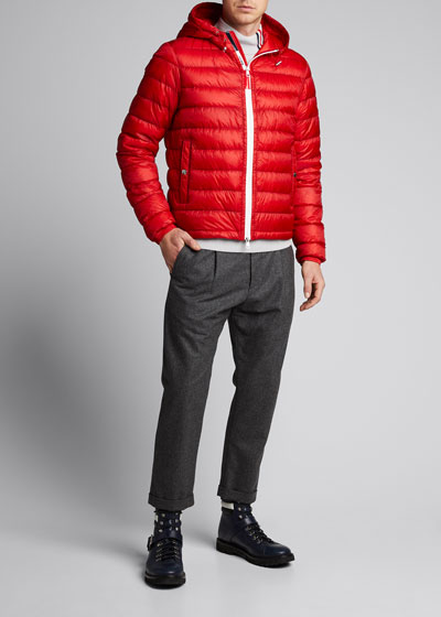 Men's Rook Puffer Coat