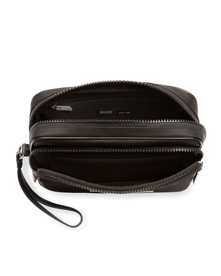 Men's Enton Nylon Clutch Bag