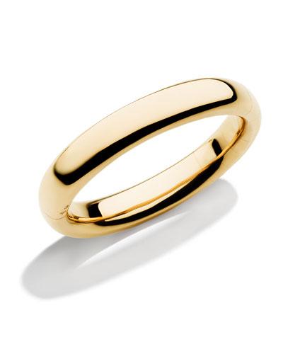 TANGO 18k Gold Plain Bangle