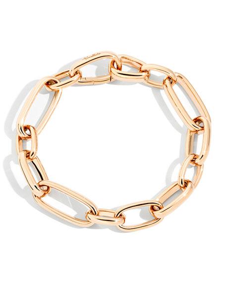 Iconica 18k Rose Gold Extra-Slim Chain Bracelet