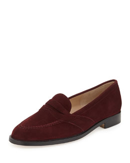 Consulta Suede Penny Loafer