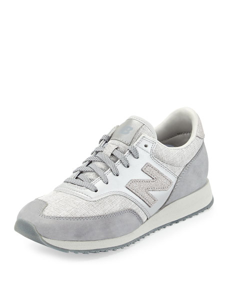 new balance grey and pink 620 trainers