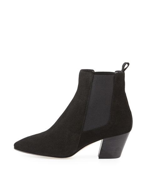 Freya Suede Chelsea Boot