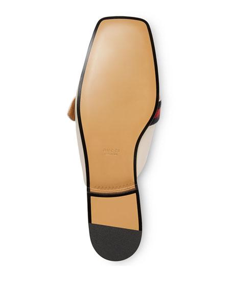 Flat Peyton Mule Slide