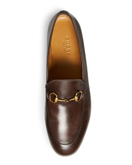 Leather Bit Loafer, Cocoa