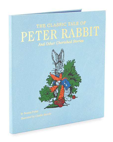"""""""The Classic Tale of Peter Rabbit and Other Cherished Stories"""" Children's Book by Beatrix Potter"""