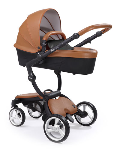 Xari Stroller Chassis and Accessories - Black Hardware