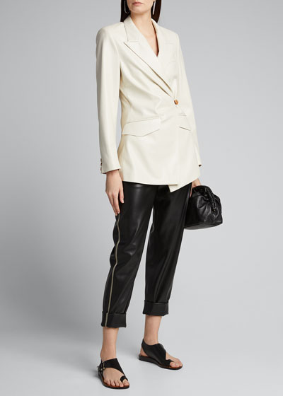 Blair Vegan Leather Jacket