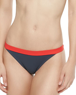 Edie Galactic Colorblock Swim Bottom