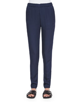 Thorene Tapered-Leg Pants