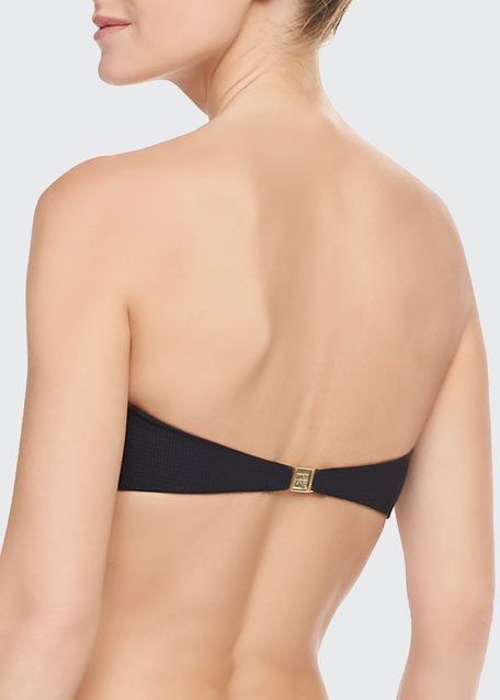 Antibes Scalloped Swim Top