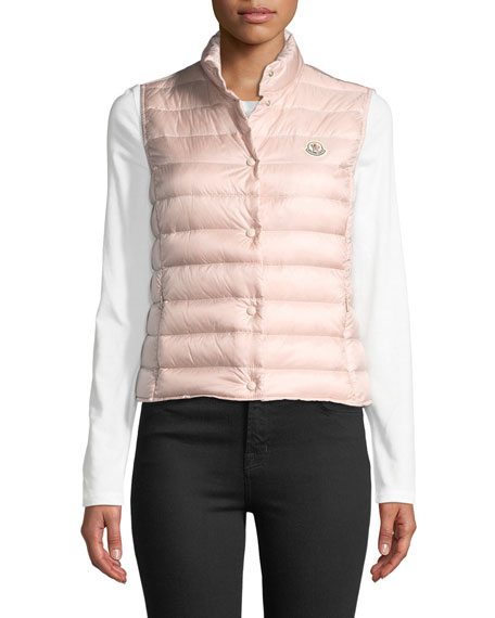 5e7dd7dfc0fb Moncler Liane Quilted Down Gilet