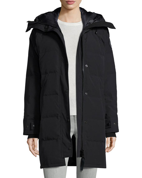 Shelburne Hooded Parka