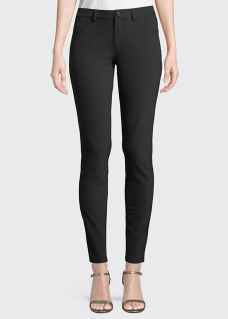 Mercer Acclaimed Stretch Mid-Rise Skinny Jeans