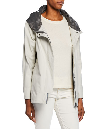 Paclite 2-Layer Hooded Jacket