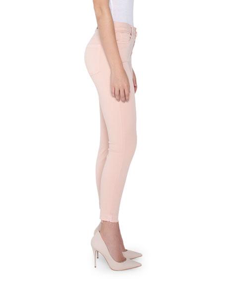 Vava Mid-Rise Crop Skinny Jeans