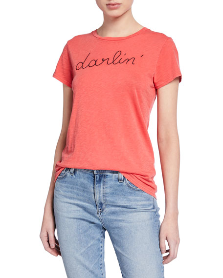 Darlin Short-Sleeve Boy Tee