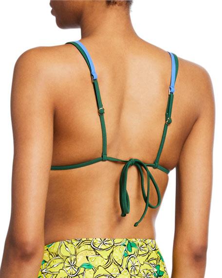 Marion Triangle Bikini Top