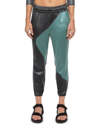 Guru Glamor Colorblock Sweatpants