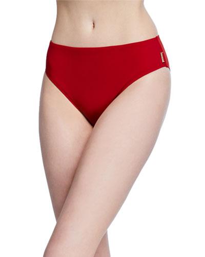 Verona Solid Hipster Bikini Bottom