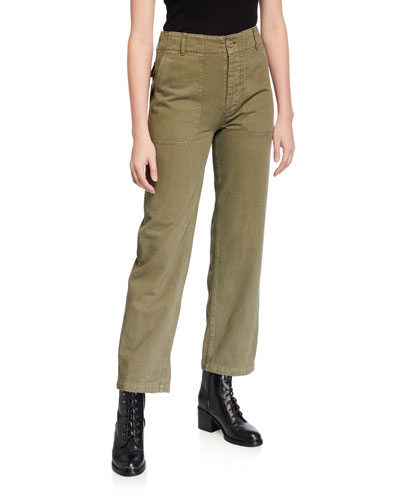 50s Military Trousers
