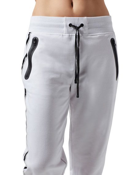 Gia Striped Active Joggers
