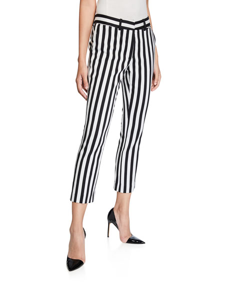 Cropped Perfect Trousers