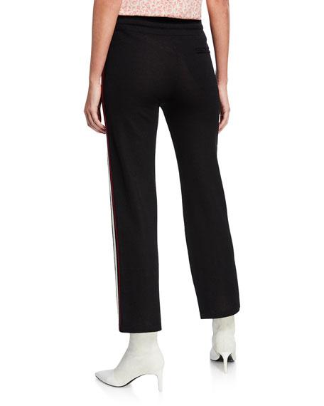 Dobbs Sporty-Knit Drawstring Jogger Pants
