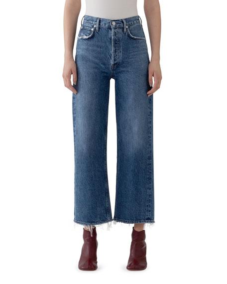Ren High-Rise Wide-Leg Jeans