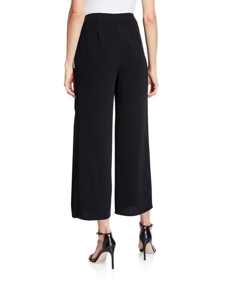 Renata Tie-Front Ankle Pants