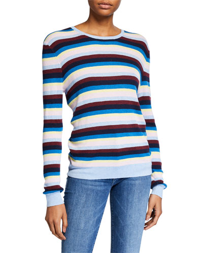The Lucia Striped Sweater