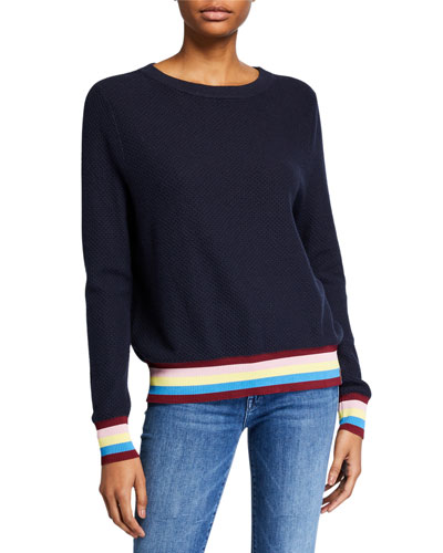 The Fiona Textured Sweater