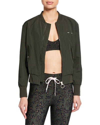 Chloe Bomber Jacket