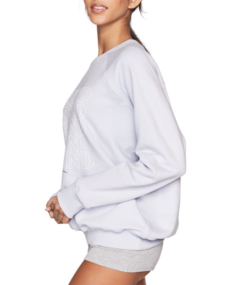 Be Kind Classic Crewneck Sweatshirt