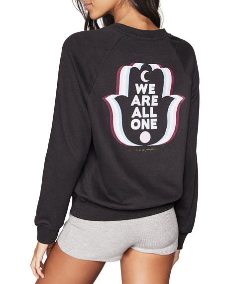 All One Crewneck Pullover